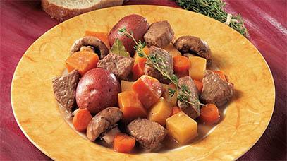 T l vision d ici recettes iga voyez d 39 excellentes recettes tir s du r pertoire de notre - Cotelette de porc coupe hotel ...