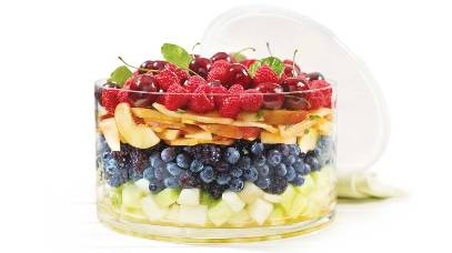 Salade de fruits d'été